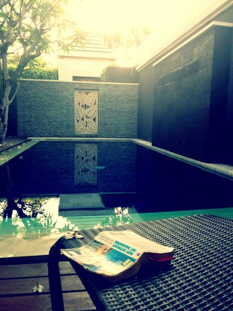 The Wolas Villas & Spa : Chillaxing at the Wolas