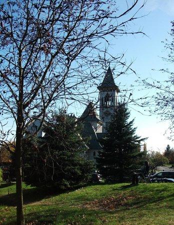 Saint Benedict Abbey : Site de l'Abbaye