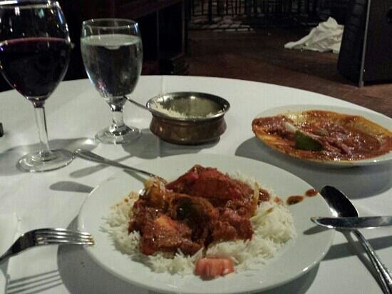 Masala Spices of India: chicken madras... perfection