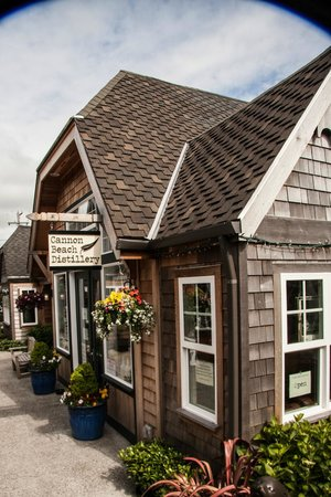 Cannon Beach Distillery