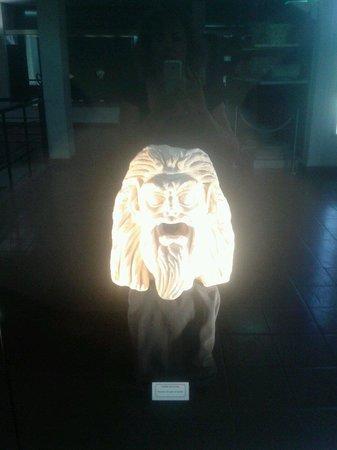 Museo Archeologico Nazionale Antiquarium Turritano: Il satiro