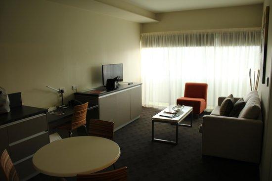 Travelodge Hotel Hobart Airport : Loungeroom