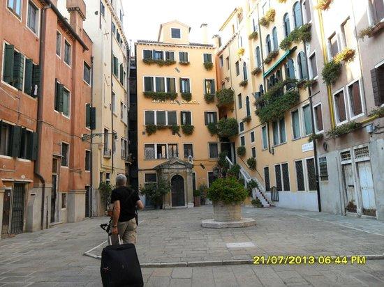 Hotel Laurus al Duomo: Hotel