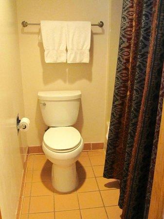 Hotel Santa Fe: bathroom