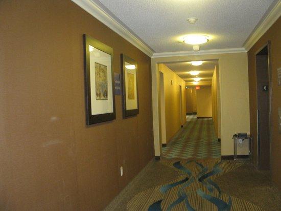Wyndham Garden Niagara Falls Fallsview: Foyer