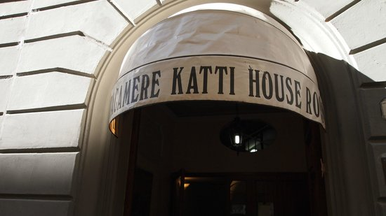 Katti House B&B: Easy to find, great location