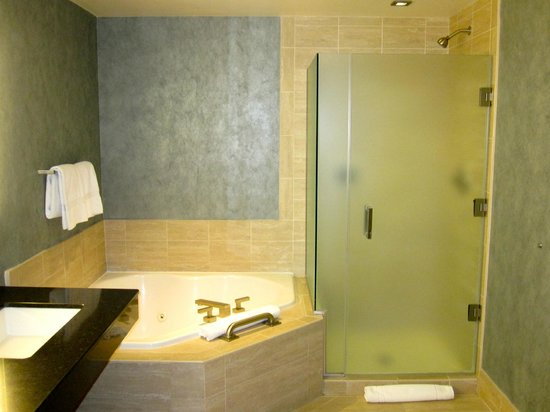 Isleta Resort & Casino : bathroom