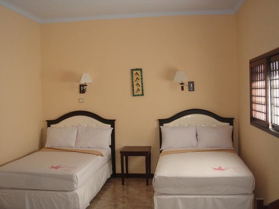 Japanese Villa: standard bed room