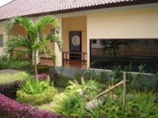 Japanese Villa: spa house