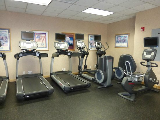 Boulder Marriott: health club