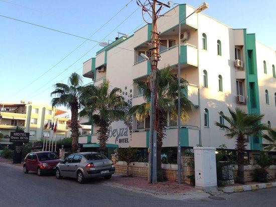 Green Beyza Hotel Antalya: Фасад