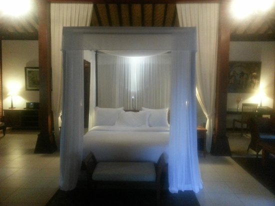 Villa Berawa : Living room