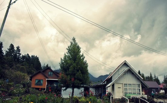 Kiram's Village : lovely setting