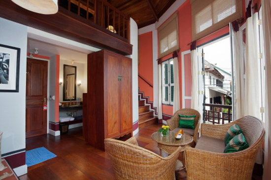 The BelleRive Boutique Hotel: Tamarind Suite