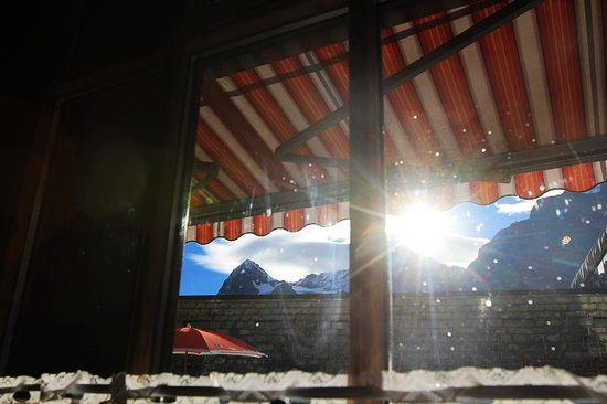 Eiger Guesthouse: Hotel restaurant