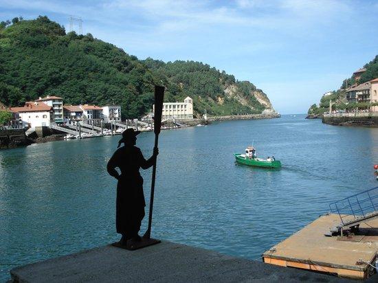 Pasajes de San Juan (Pasai Donibane): Bahía de Pasajes