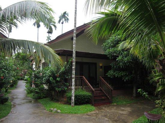 Aonang Phu Petra Resort, Krabi: relax