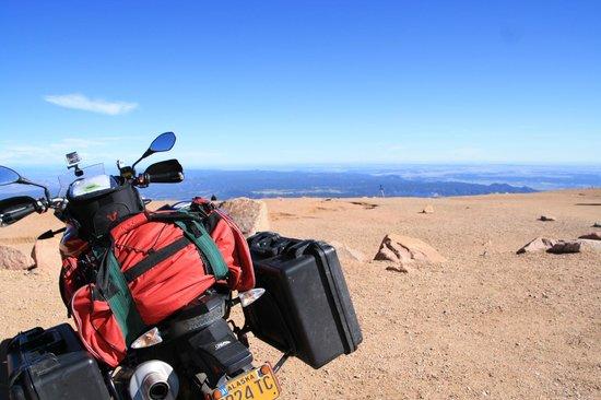 MotoQuest: Pikes Peak, Colardo