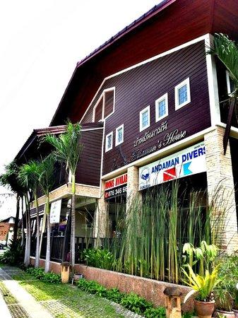 Andaman House: Exterior