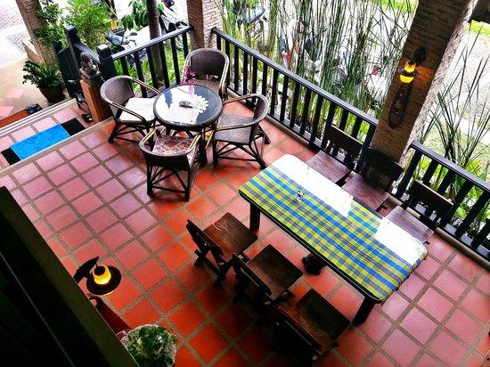 Andaman House: Interior