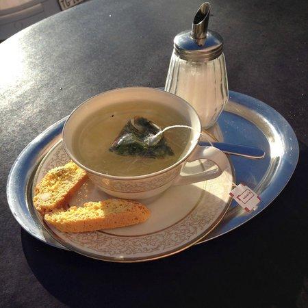 Piz Linard: Der köstliche Albula-Tee