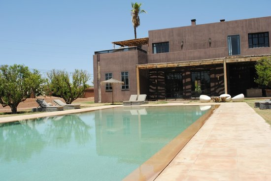 Fellah Hotel: swimming pool area