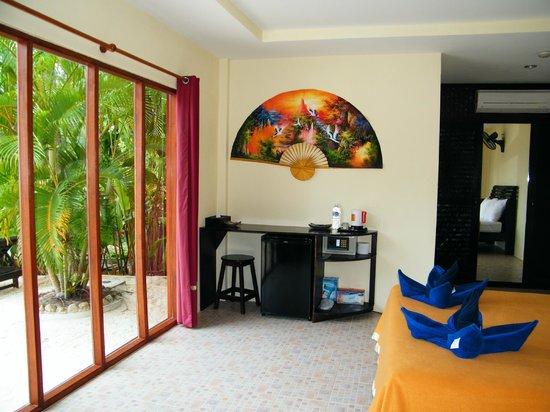 Cyana Beach Resort: Deluxe Beach Front