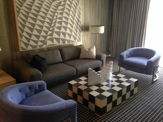 Chamberlain West Hollywood: GREAT LOOKING ROOM