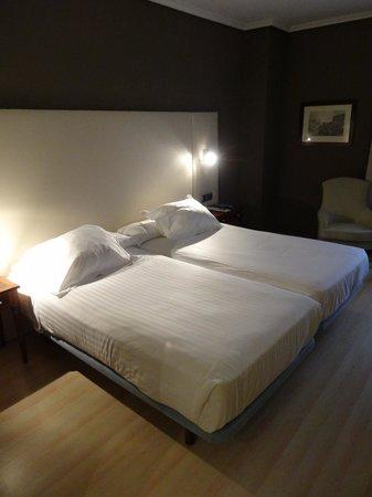 Barcelo Caceres V Centenario: Notre chambre.