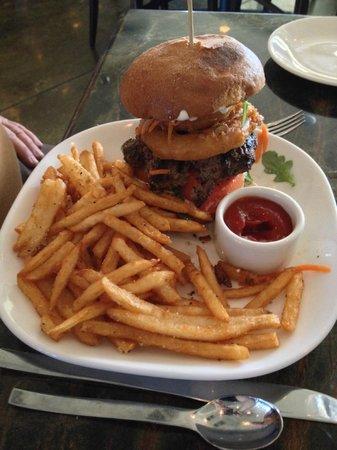 Zen: Good Burger!