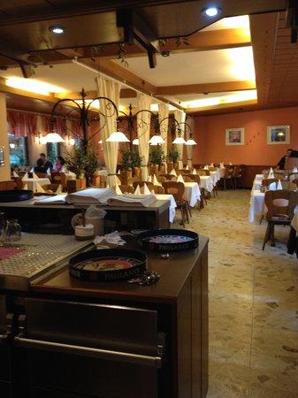 Etna Hotel & Ristorante: Restaurant