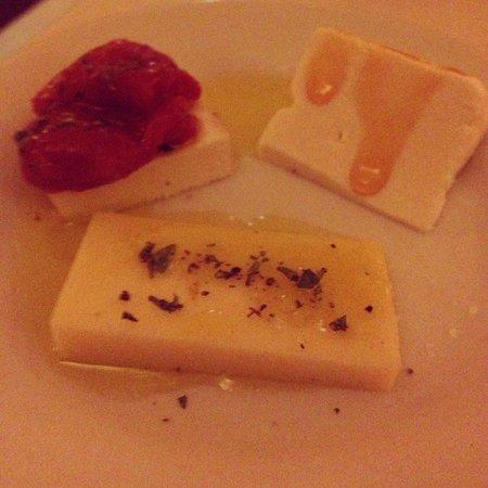 Casa Vacanza Piantamori: assiette fromage