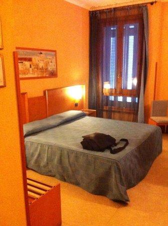 Hotel Eden : la stanza