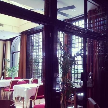 Brasserie du Grand Café de l'Opéra: Interieur du restaurant, très classe, sans excés...