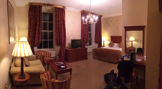The Malton Hotel: The Junior Suite