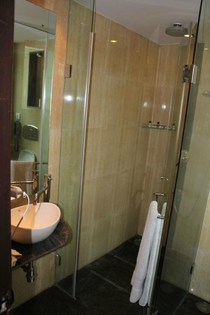 Peppermint Hotel : bathroom of suite