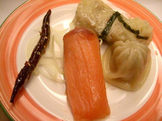 Einhan Resort: 晚餐