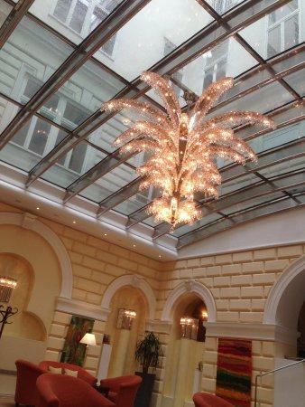 Hotel de France : Lobby