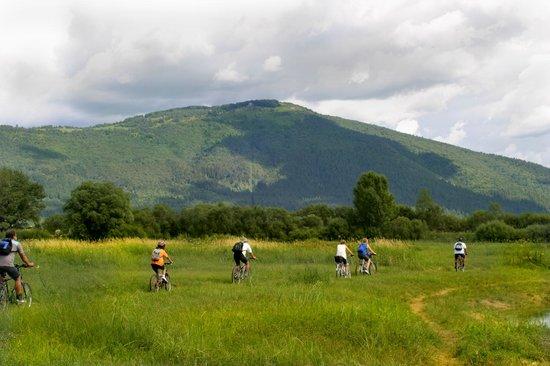 Внутренняя Крайна, Словения: Cycling around the Green karst (Inner carniola region)