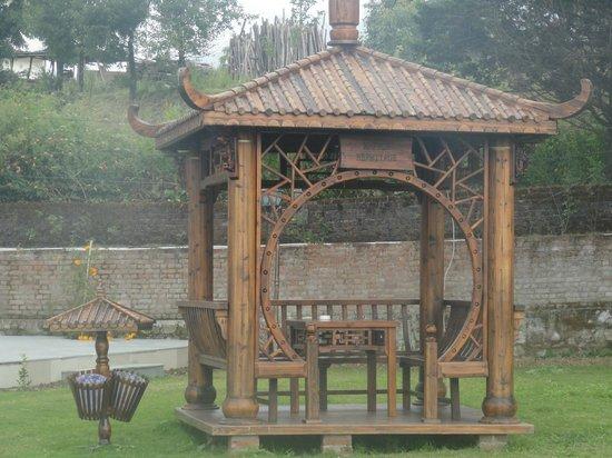 Mapple Hermitage: Wooden Cottage