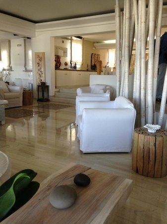 Myconian K Hotels: lobby2