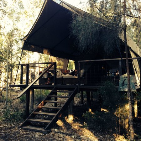 Paperbark Camp: A never forget place