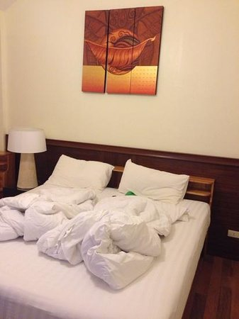 Palita Lodge: The room