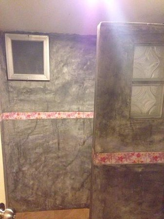 Palita Lodge : Shower
