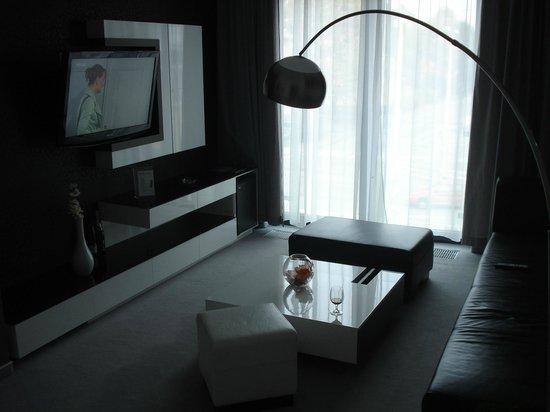 Hotel Magnus: salon