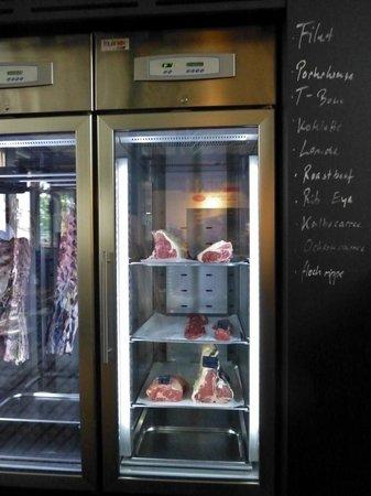 Schrannenhalle: Dry Aged Beef
