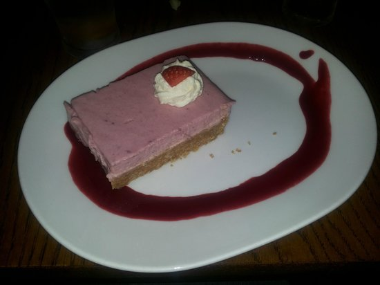 Magherabuoy House Hotel : Cheesecake