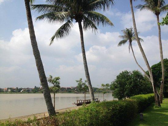 Anantara Hoi An Resort: River view