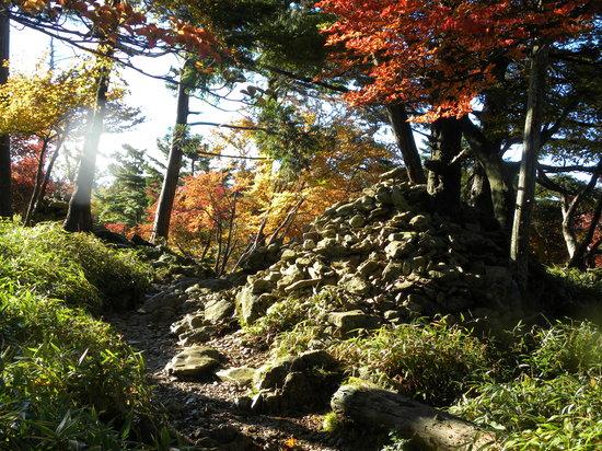 Mount Odaigahara: 2013年…紅葉のピークは20日前後です。