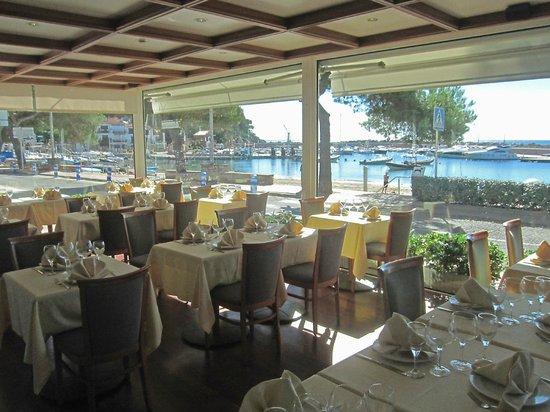 Hotel Llafranch: Restaurant